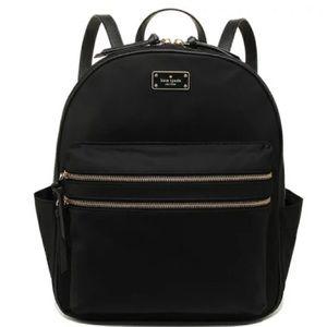 Kate Spade Black Bradley Wilson Backpack 💞💞